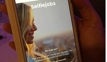 Ny app for enkelt jobbsøk