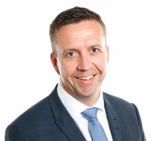 – Erland Nørstebø, partner i PwC.<br />(Foto: PwC)