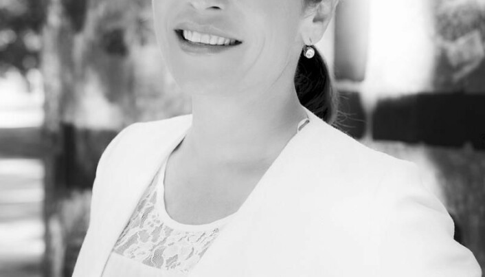 Camilla Grana, administrerende direktør,<br />Randstad i Norge.