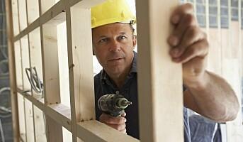 Norge trenger 10 000 arbeidere til byggenæringen