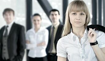 Unge arbeidstakere: - Halvparten er på vei ut for å finne en annen jobb