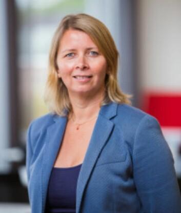 Karoline Nystrøm, divisjonsdirektør IT i Experis.