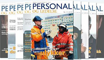 Personal og Ledelse 4/2016