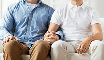 4 av 10 ti homofile skjuler sin legning på jobb