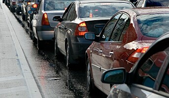 Fleksitid kan redusere bilkøene