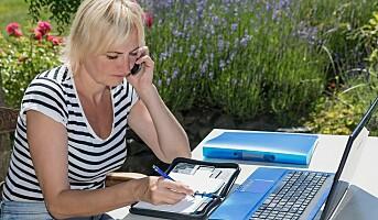 Fleksibel arbeidstid motvirker deltidsarbeid