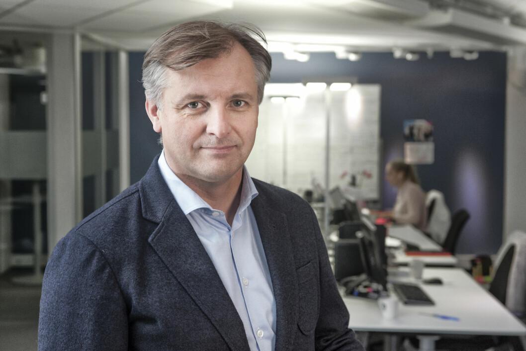 """Eivind Bøe skal lede """"nye"""" Randstad når merkevaren Proffice nå forsvinner."""