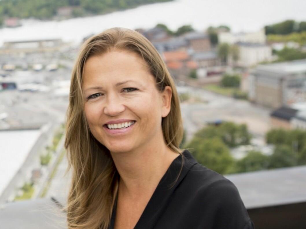 Ragnhild Hauge konstaterer at Sopra Steria har demonstrert evne til å levere ende-til-ende-tjenester innen forsvarssektoren.
