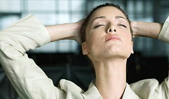 Kolleger er beste medisin mot stress