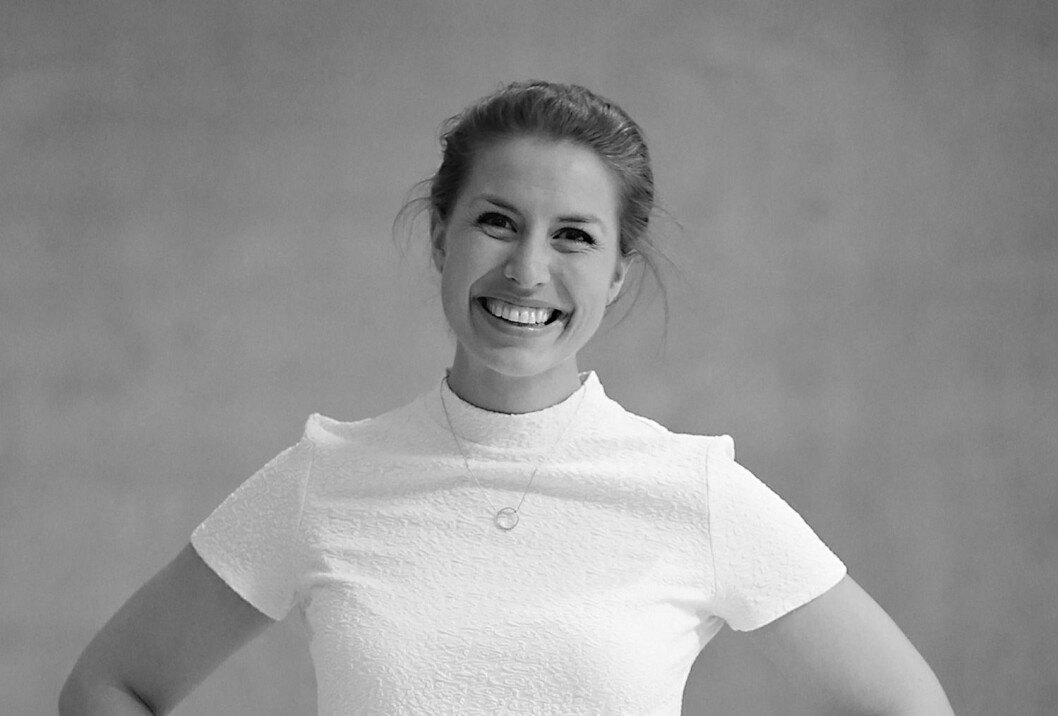 Nina Heir, sommervikaren for Adeccos konsernsjef i 2016.
