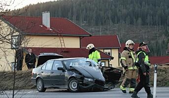 Trafikksikkerheten glemmes i arbeidsmiljøarbeidet