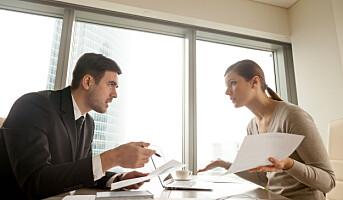 Konflikter på jobb