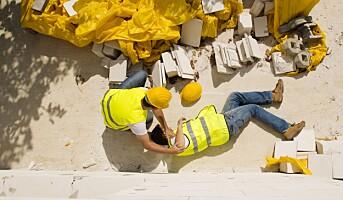 45 dødsulykker i arbeidslivet i 2016