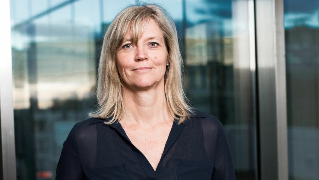 Nina Melsom, arbeidslivsdirektør i NHO.