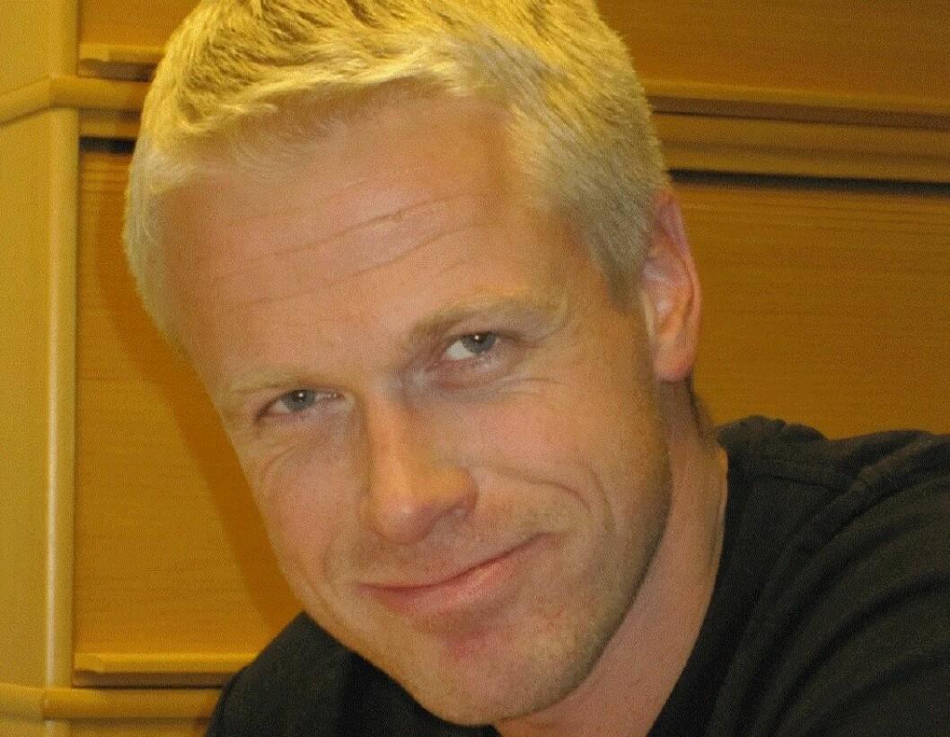 Politibetjent Kjell Ivar Sletten er Årets Verneombud 2017.