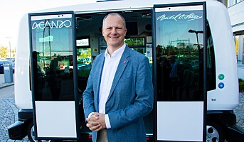 Klart for utprøving av selvkjørende busser