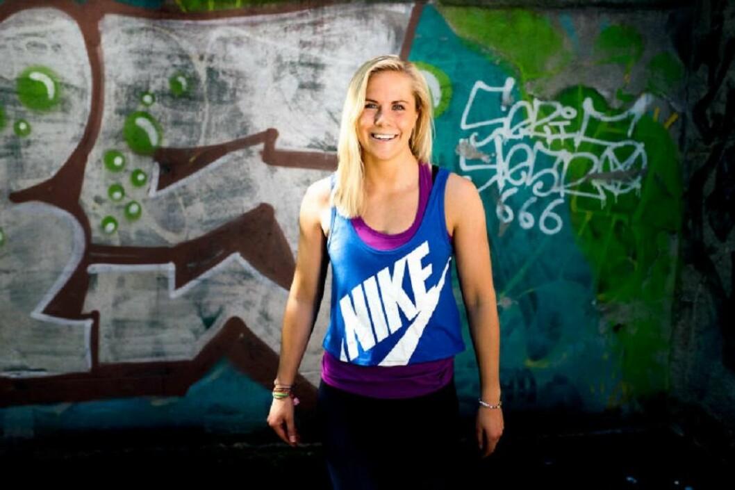 Eva Katrine Thomsen, idrettpsykologisk rådgiver, personlig trener og fagansvarlig i helse og aktivitetsappen MotiOne.
