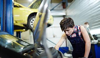 Flere unge velger yrkesfag