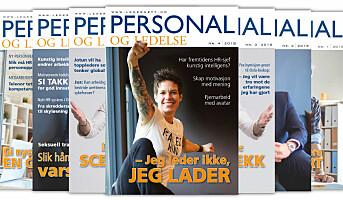 Personal & Ledelse 4/2018 er ute nå