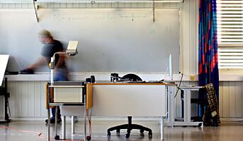 Barnas karakterer påvirkes i stor grad av foreldrenes utdanningsnivå