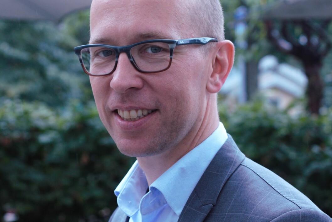 Sverre Haugen er partner i rekrutterings- og rådgivningsfirmaet MeyerHaugen og forfatter av Jobbsøkerkoden. (Foto: Ole Alvik)