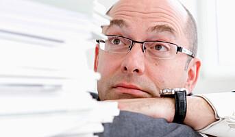 Mange sitter fastlåst i jobber de ikke vil ha