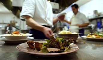 Øker bruken av overtredelsesgebyr i overnattings- og serveringsbransjen