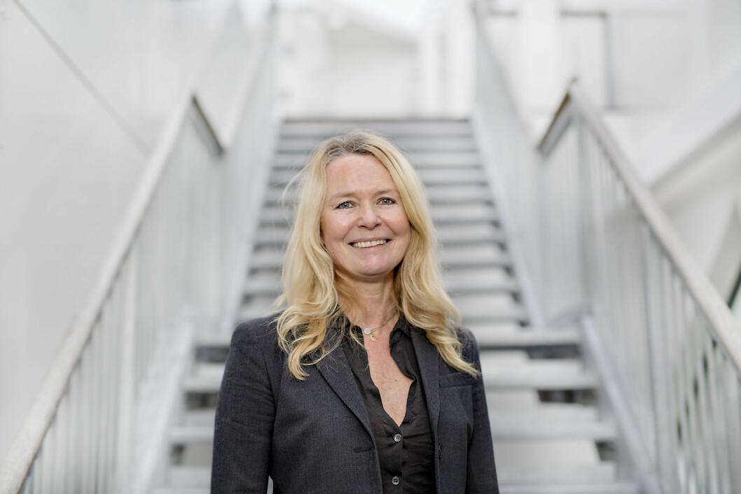 Eva Gjøvikli er leder av HR i Deloitte. (Foto: Deloitte)