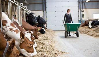 Et samlet norsk landbruk blir kurset i psykisk helse