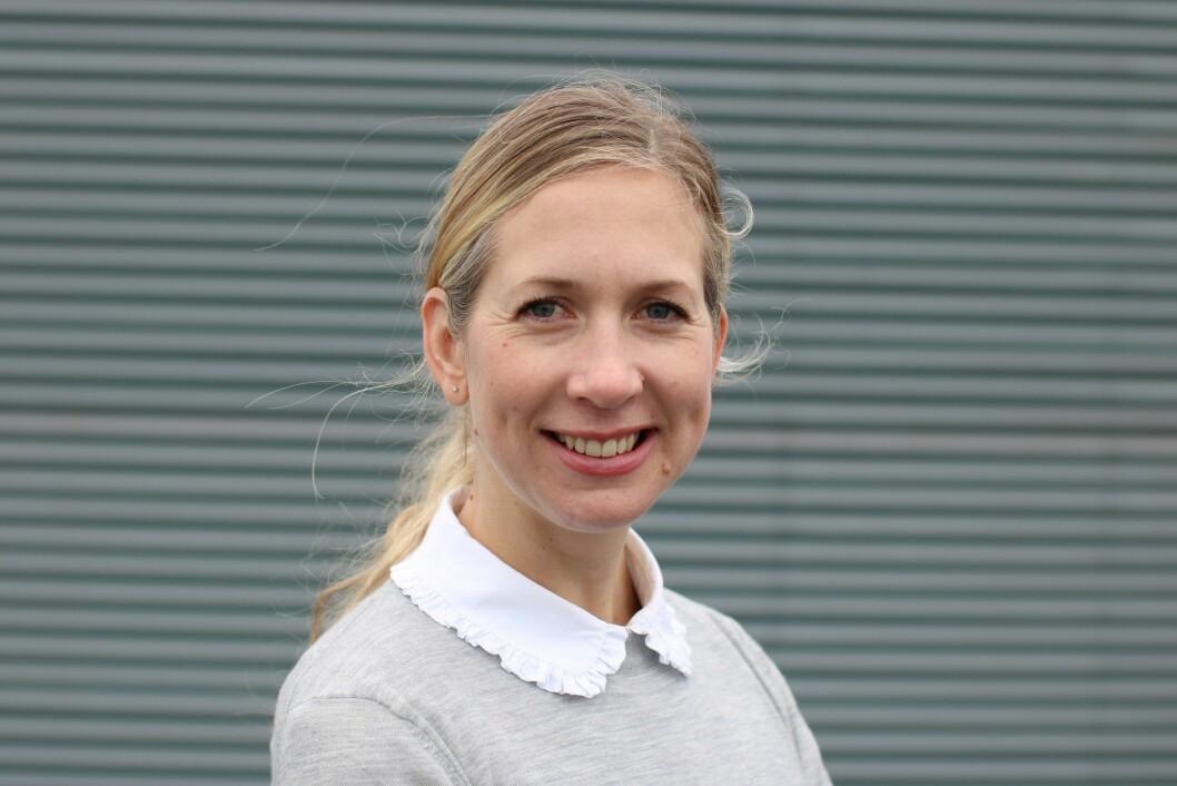 Aase Thuestad er leder for Dfind Consulting. (foto: Christian Børresen)