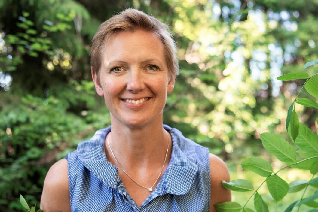 Tale Skjølsvik er professor og prodekan ved Fakultet for teknologi, kunst og design ved OsloMet. (Foto: Sonja Balci /OsloMet)