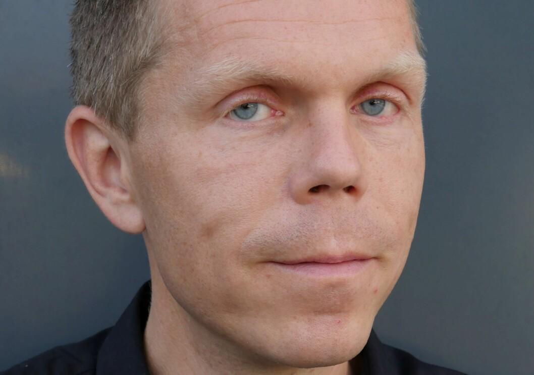 Ole Christian Lien  er seksjonssjef i NAV. (Foto: NAV)