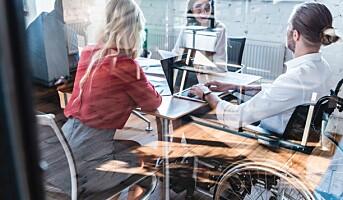 Staten skal rekruttere flere med funksjonsnedsettelser og hull i CV-en