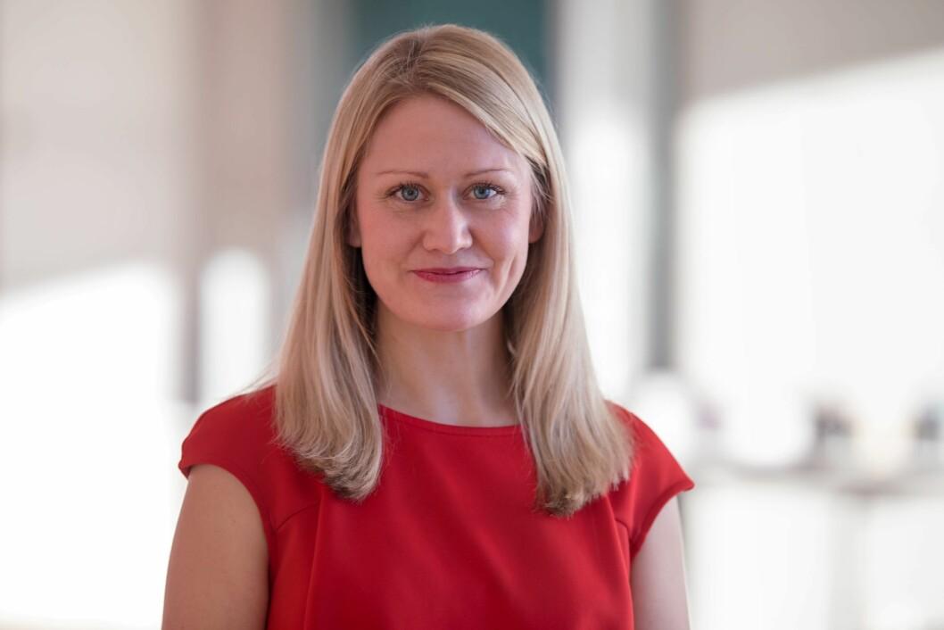 Astrid Bergmål er leder for Virke Reiseliv. (Foto: Virke)