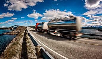 Lastebil- og trailerlærlinger er lønnslederne blant lærlingene
