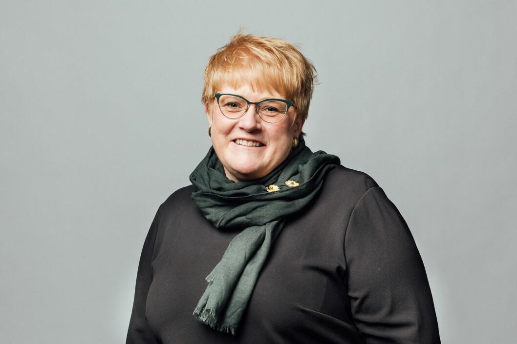 Kunnskaps- og integreringsminister Trine Skei Grande. (Foto: Jo Straube / Venstre)