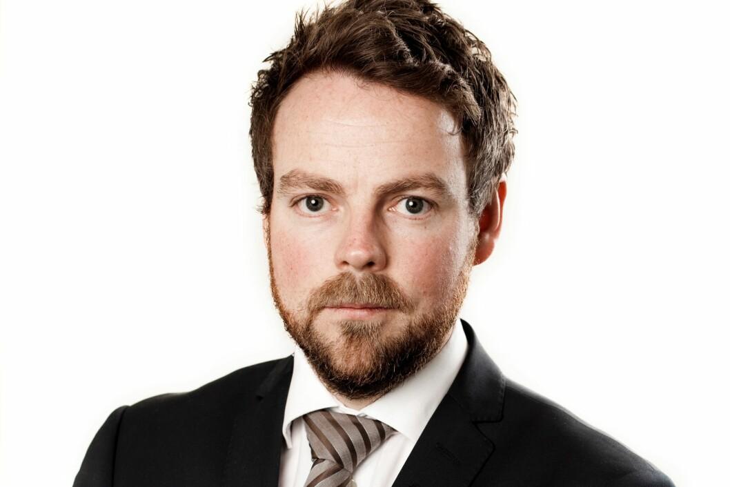 Arbeids- og sosialminister Torbjørn Røe Isaksen (Foto: Marte Garmann)