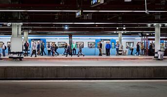Trusler og vold er årsak til mange sykmeldinger hos ansatte i kollektivtrafikken