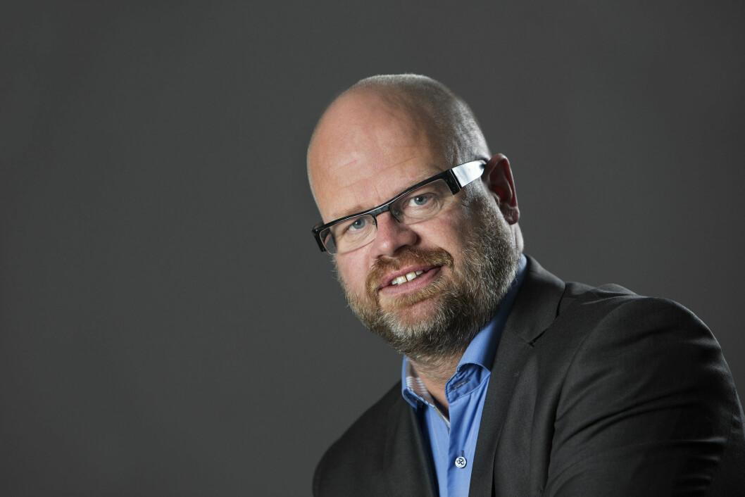 Even Bolstad er daglig leder i HR Norge. (Foto: HR Norge)