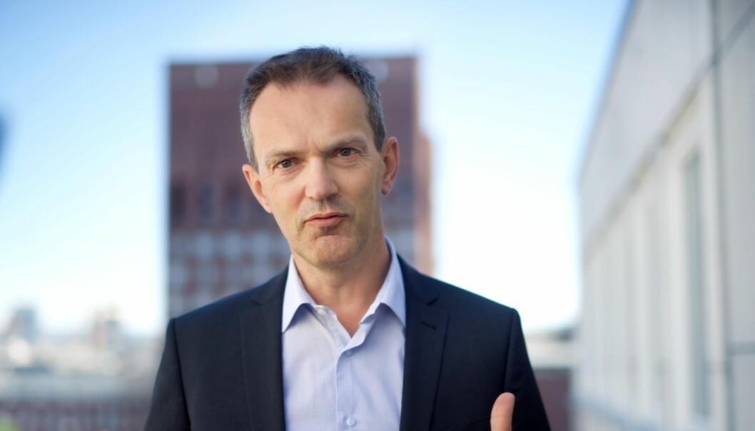 Administerende direktør Kjetil Houg.