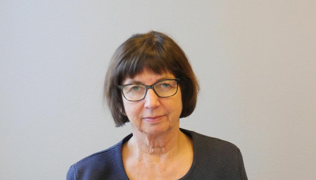 Arbeids- og velferdsdirektør Sigrun Vågeng