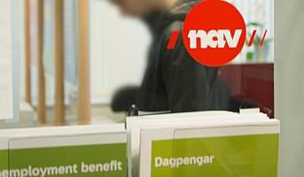 Regjeringen åpner for forskuttering av dagpenger