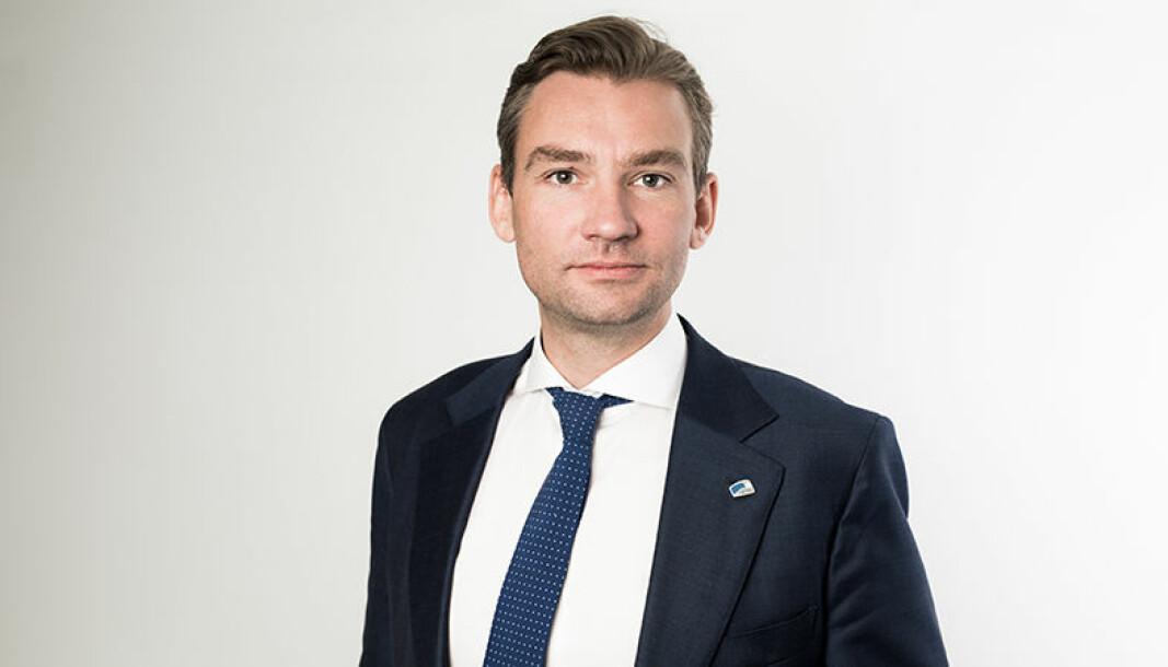 Forsknings- og høyere utdanningsminister Henrik Asheim.