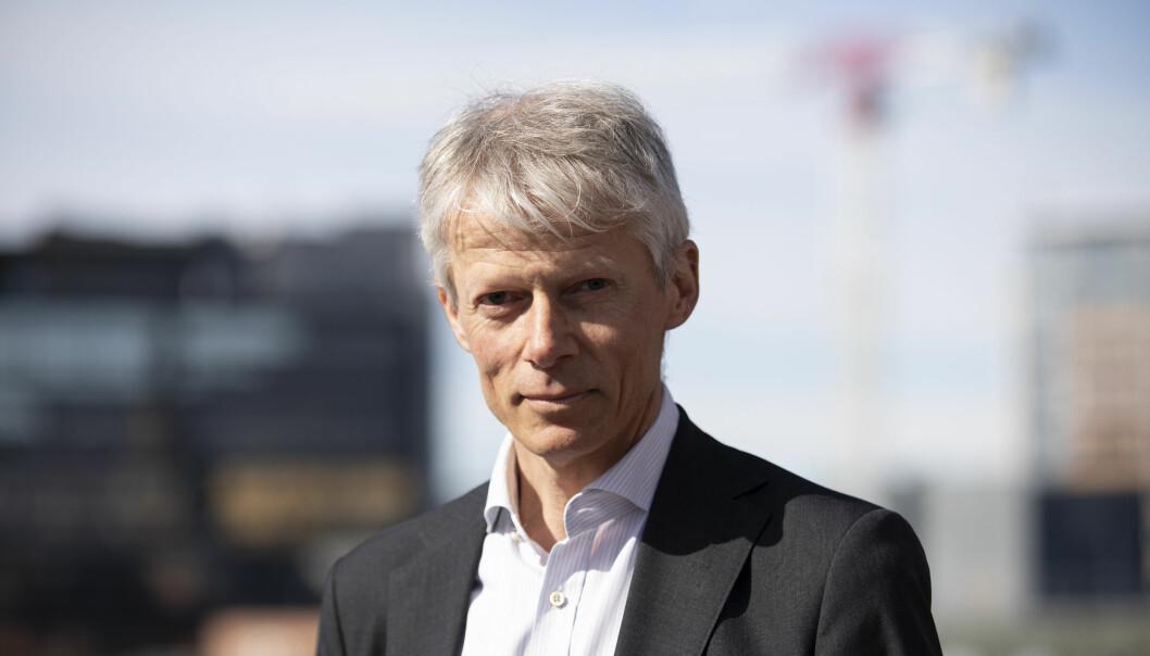 Ny NAV-direktør etter Sigrun Vågeng, Hans Christian Holte.