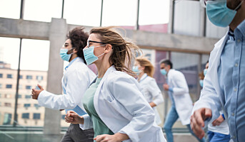 Forskerne kaster seg over helsepersonell