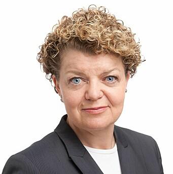 HR-direktør Dina Rolstad Thune i NorgesGruppen.