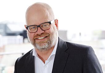Even Bolstad, daglig leder HR Norge.