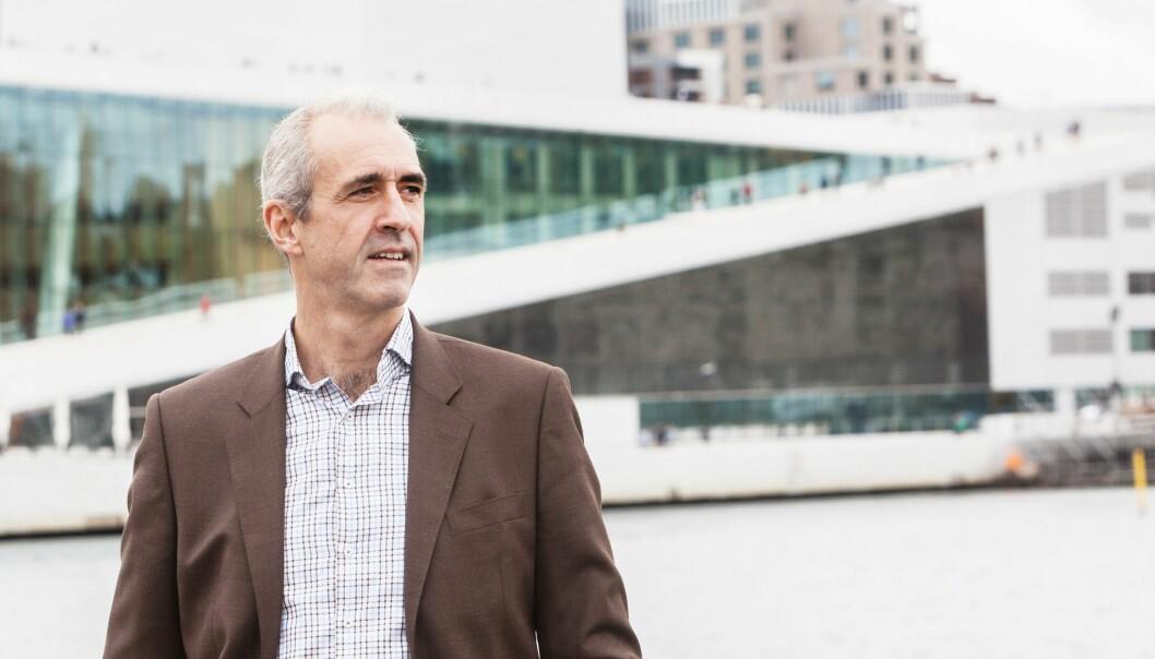 Olaf Thommessen, administrerende direktør i SMB Norge.
