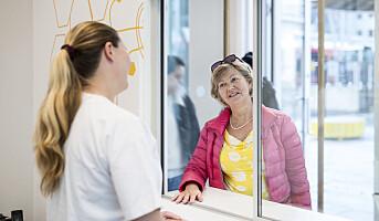 Økt tillit til ledere og ansatte i sykehusene
