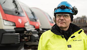 Norsk sjef ble europeisk jernbanepresident